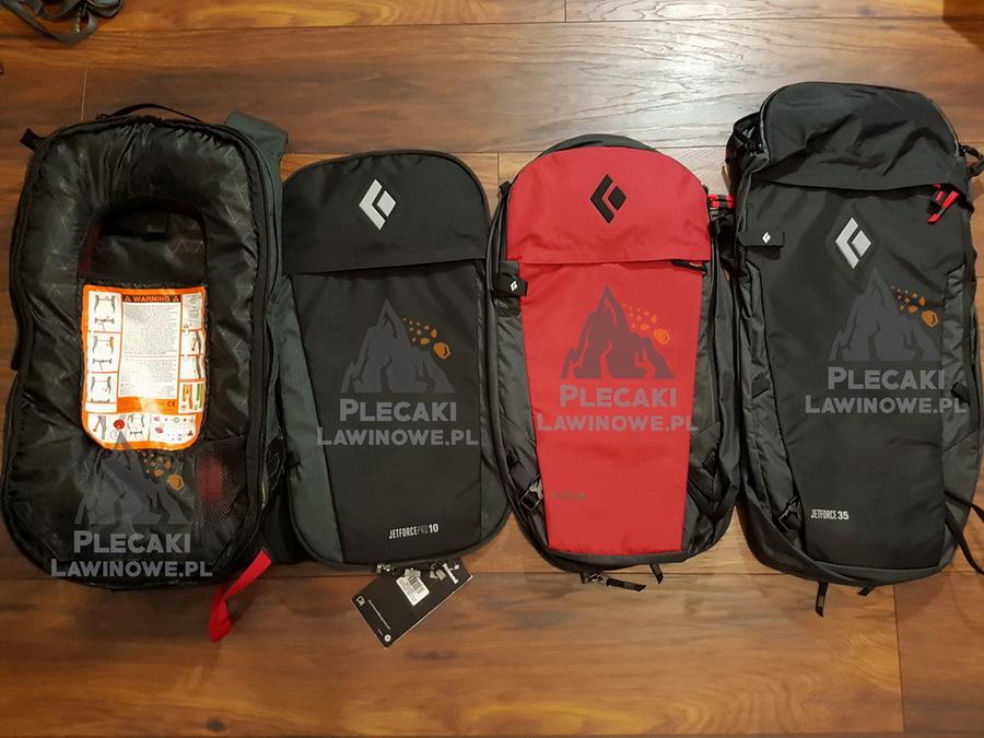 Black Diamond Jetforce Pro Airbag